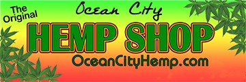 Ocean City Hemp Shop Online