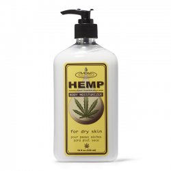 Moist - Hemp Body Moisturizer