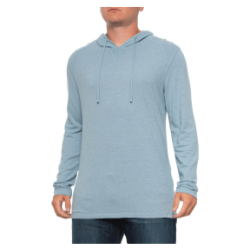 Gramicci Laguna Blue Damon Hoodie - Hemp-Organic Cotton (For Men)